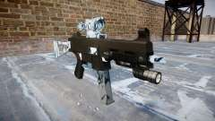 Pistola de UMP45 Calaveras para GTA 4