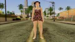 Pai from  Dead or Alive 5 v1 para GTA San Andreas