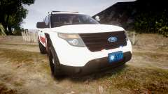 Ford Explorer 2013 LC Sheriff [ELS]