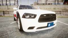 Dodge Charger RT 2013 LC Sheriff [ELS] para GTA 4