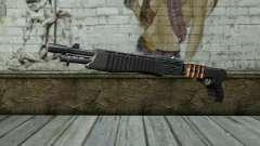 Escopeta de la Mitad de la Vida de la Paranoia para GTA San Andreas