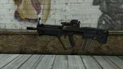 TAR-21 Bump Mapping v1 para GTA San Andreas