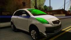 Toyota Yaris Shark Edition para GTA San Andreas