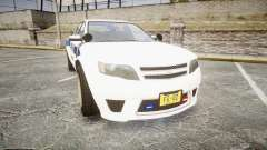 GTA V Cheval Fugitive LS Liberty Police [ELS] Sl