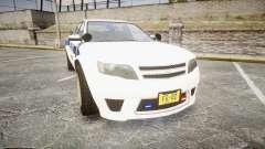 GTA V Cheval Fugitive LS Liberty Police [ELS] Sl para GTA 4