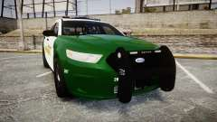 Ford Taurus 2014 Liberty City Sheriff [ELS]