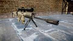 Rifle Mk 17 CICATRIZ-H bípode