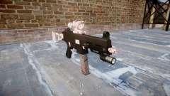 Pistola de UMP45 de los Cerezos en flor