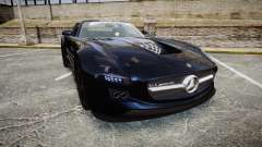 Mercedes-Benz SLS AMG GT-3 high