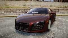 Audi R8 2010 Rotiform BLQ