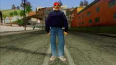 Diablo from GTA Vice City Skin 1 para GTA San Andreas