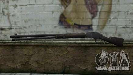 Winchester 1873 v4 para GTA San Andreas