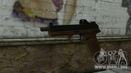 FN FNP-45 Con la Vista para GTA San Andreas