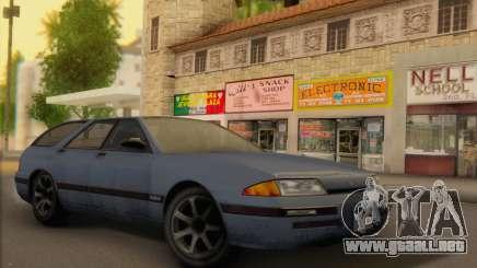 GTA 5 Stratum para GTA San Andreas