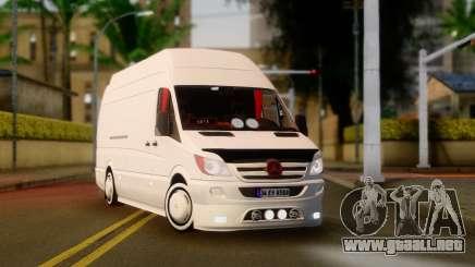 Mercedes-Benz Sprinter Panelvan para GTA San Andreas