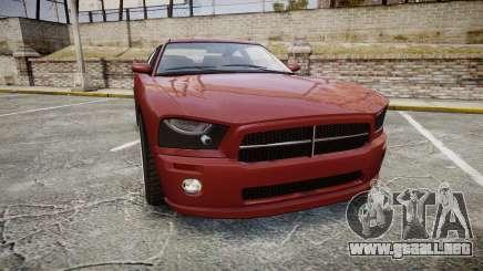 Bravado Buffalo SRT para GTA 4