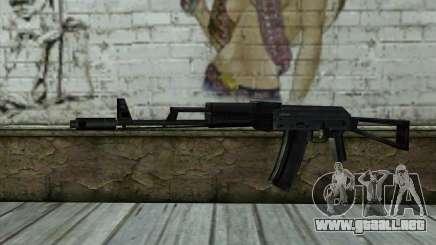 АКС-74 de la Paranoia para GTA San Andreas