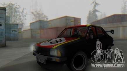 Dacia 1410 Sport para GTA San Andreas