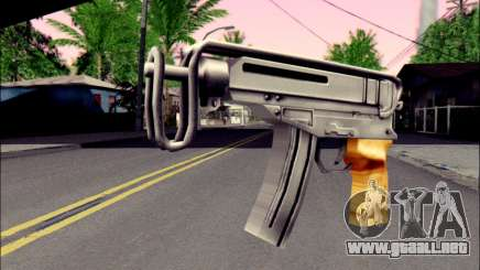 Škorpion vz. 61 para GTA San Andreas