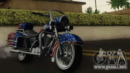 Western Sovereign para GTA San Andreas