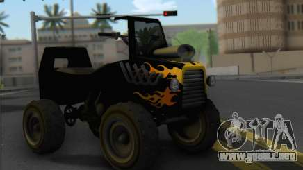 Sweeper from GTA 5 para GTA San Andreas