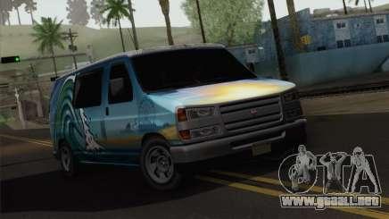 Bravado Paradise para GTA San Andreas