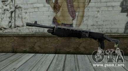 SPAS-12 from Battlefield 3 para GTA San Andreas
