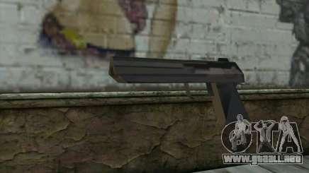 Desert Eagle from Cutscene para GTA San Andreas