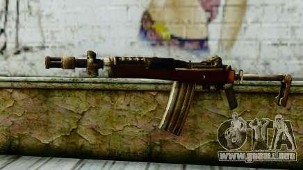 Ruger Mini-14 from Gotham City Impostors v2 para GTA San Andreas