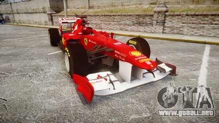 Ferrari 150 Italia Alonso para GTA 4