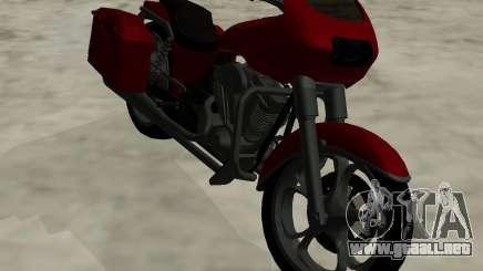Bagger para GTA San Andreas