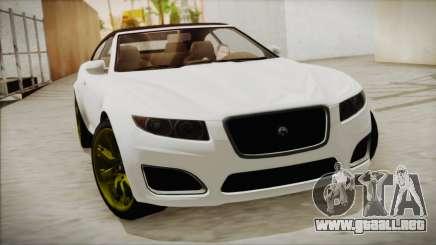 Lampadati Felon GT para GTA San Andreas