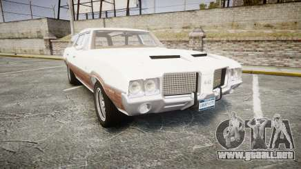 Oldsmobile Vista Cruiser 1972 Rims1 Tree3 para GTA 4