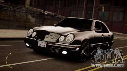 Mercedes-Benz E55 AMG para GTA 4