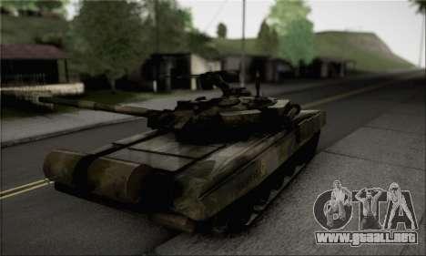 PT-91M Pendekar Tank para GTA San Andreas left