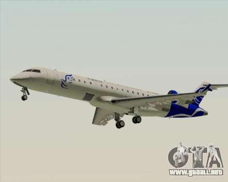 Embraer CRJ-700 China Express Airlines (CEA) para GTA San Andreas interior