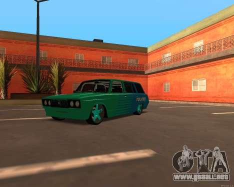 ESTOS 2104 Falken para GTA San Andreas