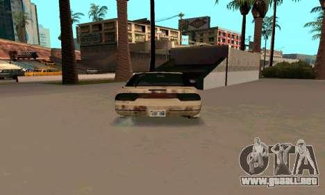Nissan 240SX Rusted para la visión correcta GTA San Andreas