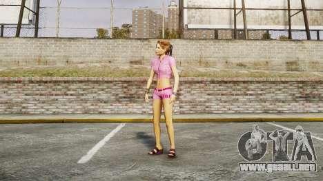 La chica del FBI para GTA 4 quinta pantalla