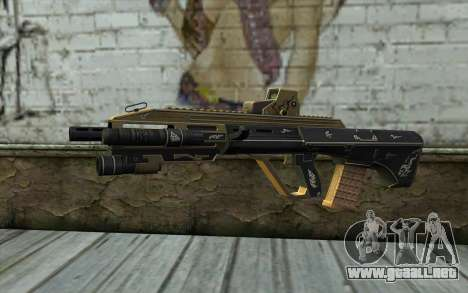 AUG A3 from PointBlank v7 para GTA San Andreas