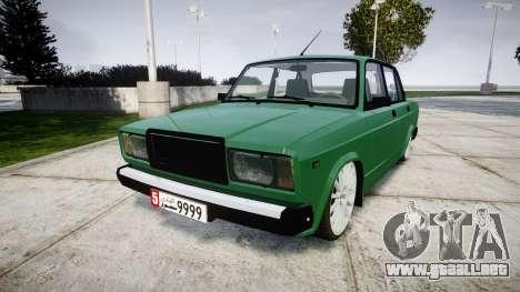 VAZ-2107 inferior para GTA 4