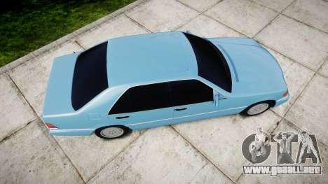 Mercedes-Benz 600SEL W140 para GTA 4 visión correcta