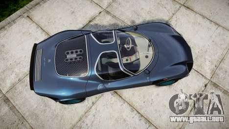 Alfa Romeo 33 Stradale para GTA 4 visión correcta