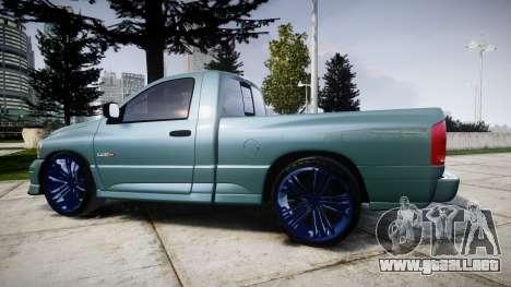 Dodge Ram para GTA 4 left