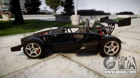 Ariel Atom V8 2010 [RIV] v1.1 Vollmer para GTA 4 left