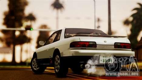 Nissan Silvia S13 1992 IVF para GTA San Andreas left
