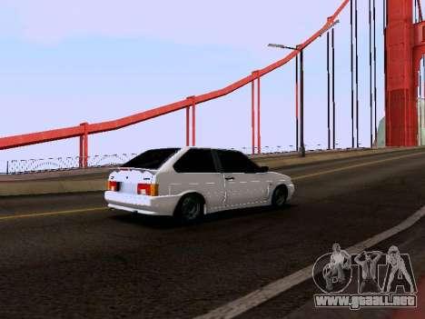 VAZ 2113 para la visión correcta GTA San Andreas