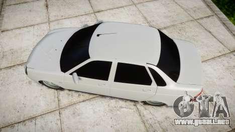 ВАЗ-2170 de alta calidad para GTA 4 visión correcta