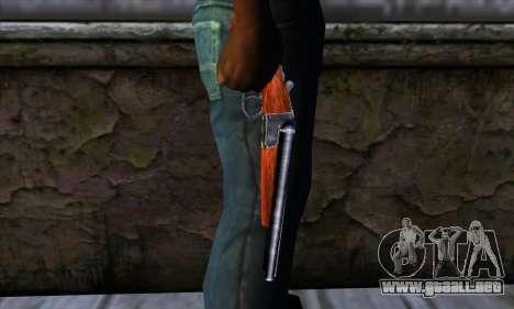 Sawnoff Shotgun para GTA San Andreas tercera pantalla