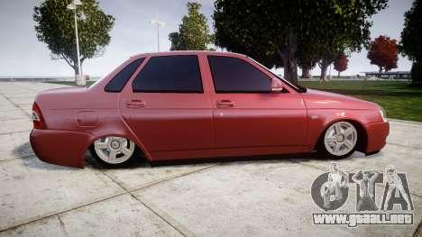 VAZ-2170 para GTA 4 left